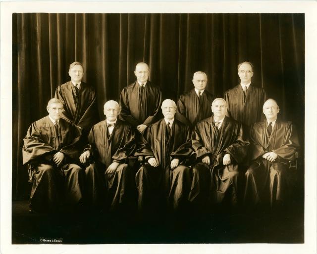Supreme Court, 1939-40