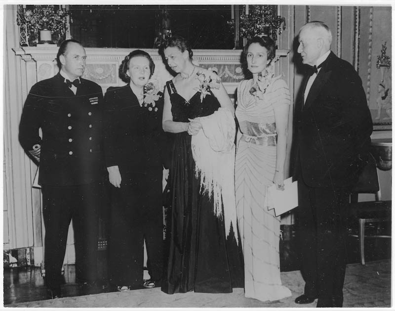 The Roosevelts And The House Of Orange