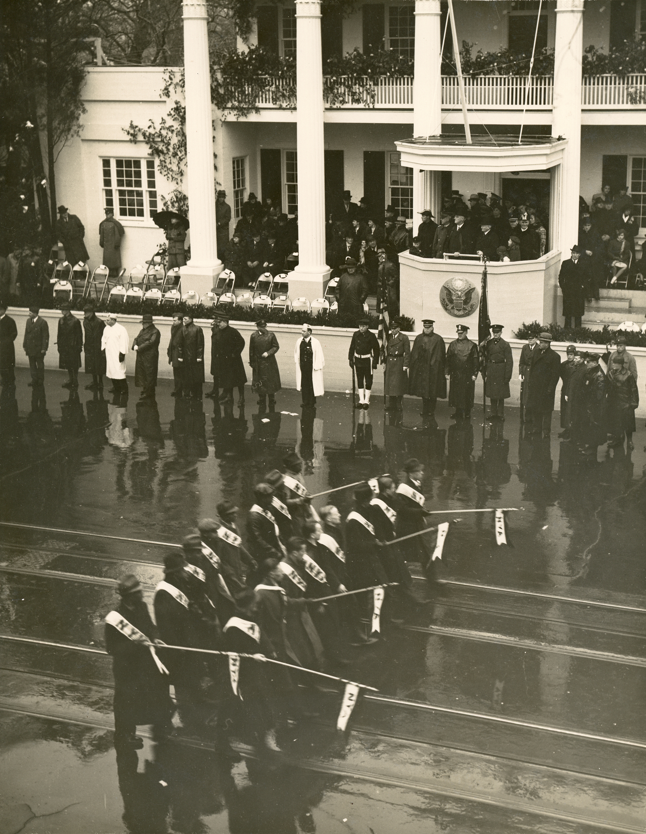 Fdr s four historic inaugurations forward with roosevelt for First president to be inaugurated on january 20